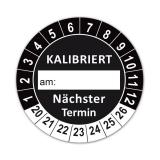 KALIBRIERT Ø 30mm - schwarz