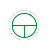 Stromkreis 3-Felder Ø 30mm - grün
